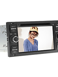7Inch  2 DIN In-Dash Car DVD Player for Ford Focus 2005-2007 with GPS,BT,IPOD,RDS,Touch Screen,TV