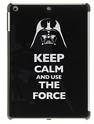 Keep Calm and Use the Force Pattern PC Hard Case for iPad Air