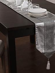 Роскошные бисера бегун стол дизайн