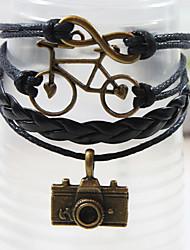 Alloy Qinuo Infinity Camera biciclette Bracciale