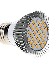 Mais-Birnen E26/E27 7 W 480-580 LM 2500-3500 K 30 SMD 2835 Warmes Weiß AC 220-240 V