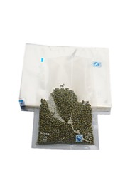 Bleuets A-20*30cm QS Printed Transparent Food 2Kg Pack Vacuum Packaing Plastic Bags