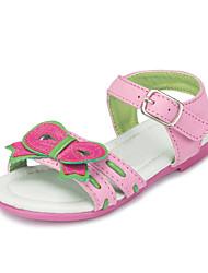 Chaussures bébé - Bleu / Rose / Orange - Décontracté - Similicuir - Sandales