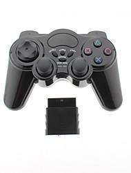 2.4G Беспроводной джойстик для PS2 (Черный)