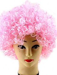 World Cup Halloween Party Christmas Cosplay Afro Clown Wigs