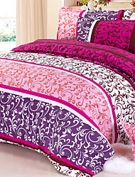 Ouka stampa floreale 4 PCS Set Bedding SJT061