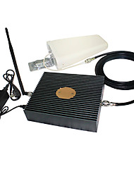 Home use GSM900 DCS1800 3G 2100MHZ Tri band mobile signal booster