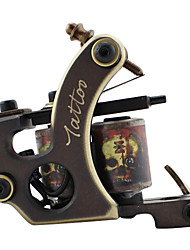 Pure Copper Carving Tattoo Machine Gun