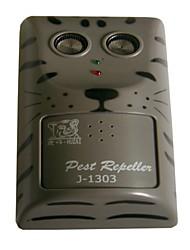 J-1003 gris souris à ultrasons Repeller avec Plug UE