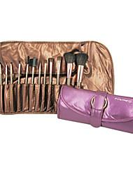 13Pcs High-grade Professional Makeup Brush Set (Color Ramdons)