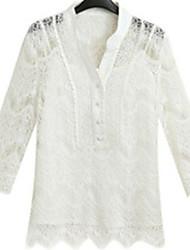 Meiqian Women'S Elegant Lace Casual Suits