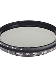 Filtre Zomei Professional Camera Super mince ND-Filter HD verre (49mm)