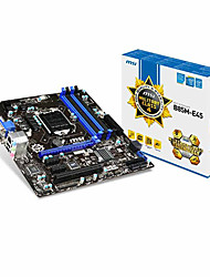 MSI B85M-E45 B85 with G3220 i3 4130 Motherboards for Desktop Comuputers