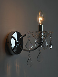 Breve k9 moderna lámpara de pared Espejo Light Crystal