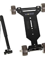 Sevenoak SK-DW01 sistema Cam Dolly Video Stabilizer per CamerasCamcorders DSLR DV