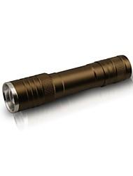 Hunteeseyes Portátil Zoom Cree lanterna LED (180LM, 1x18650)
