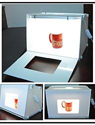 410 * 300 * 295mm Box Studio Kit Photographie Lumière pour les vendeurs de réseau