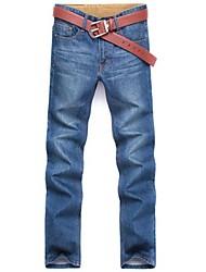 Summer Fashion Ocio y pantalones vaqueros de las ventas calientes ocasionales de los hombres de