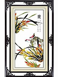 MEIAN Chinese Ink Painting Style Cross-stitch