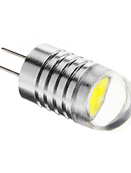 Focos LED G4 1PCS COB 90-120 LM Blanco Fresco DC 12 V