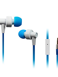 Awei ES700i High Performance In-Ear-Kopfhörer mit Mikrofon für iPhone / Samsung