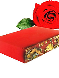 Tianxuan Handmade Rose Essential Oil Soap Whitening Anti-Acne 100g