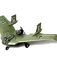 ZETA 4CH EPO Horten BV-38 KIT RC Airpalne ZT006 (Green)