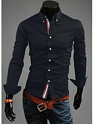 Men's Tops & Blouses , Cotton U2M10