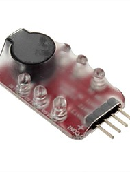 Low Pressure Alarm Which Can Indicate The Cell Voltage Automatically