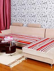 Элейн чистого хлопка фиолетового полоса диванную подушку 333719