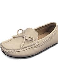 De cuero artificial Niños talón plano Confort Mocasines Zapatos (más colores)