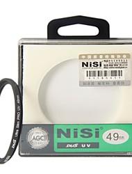 NISI 49mm PRO UV Ultravioleta Filtro Protector profesional de la lente para Nikon Canon Sony Pentax Olympus Cámaras