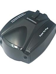 360 Полные Степени Сканирование английском и русском языках Говоря Голос автомобилей радар лазерного детектора E-собаку