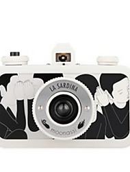 Lomography La Sardina Camera Special Edition Moonassi Whisper (colore casuale)