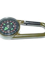 Outdoor portátil verde liga de zinco Compass-Exército