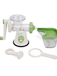 Tipo manual Juicer, L20cm x W17cm x H1cm