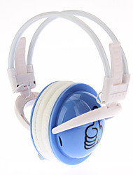 3H-360 Foldable FM Stereo Radio Plug-Card Style Headphones(Red,Pink,Purple,Green,Yellow,Blue,White)