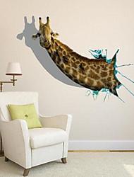 Stickers 3D Stickers muraux TheGiraffe