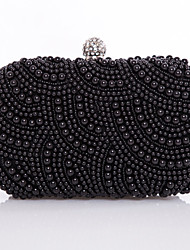 memory love Women's Bead Portable Clutch