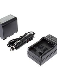 ismartdigi-Pana D28S 3600mah,7.2V+Car charger for PanasonicCGP-D320 CGR-D220 CGR-D320 GS11 GS15 DS25 DS55 180B D16S