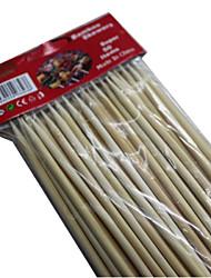 Grill Bamboo Skewers, W4cm x L30cm x H2cm