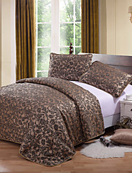 Floral Polyester Duvet Cover Sets