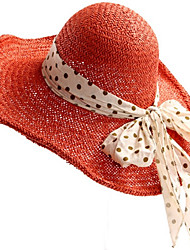 Women Cotton/Other Floppy Hat , Casual Summer