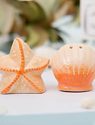 Küchengeräte(Gelb) -Nicht-personalisierte-Strand Thema Keramik