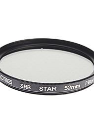 ZOMEI Camera ottici professionali cornice stelle 6 Filter (52 millimetri)
