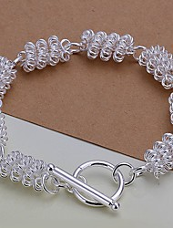 Meles Elegant Snowflake Bracelet