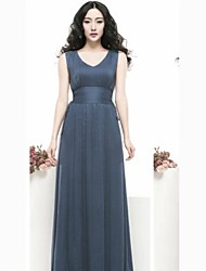 Women's Summer Bohemian Elegant Chiffon Dress