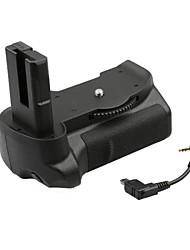 Battery Grip per Nikon D5100 D5200 DSLR Camera EN-EL14 spedizione gratuita