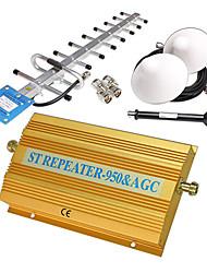 Reforço de sinal de rede móvel cobertura GSM900MHz 300m2