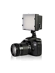Video Camera Nanguang CN-160 LED DV Camcorder LED Luce Foto 5400K per Canon Nikon